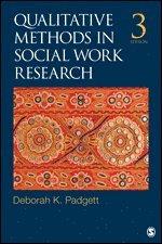 Qualitative Methods in Social Work Research 1