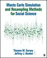 bokomslag Monte Carlo Simulation and Resampling Methods for Social Science