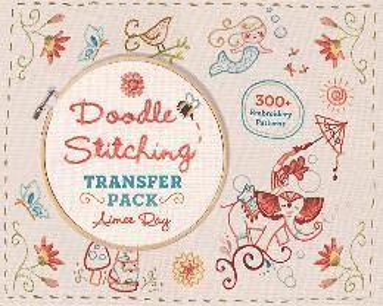 bokomslag Doodle Stitching Transfer Pack: 300+ Embroidery Patterns