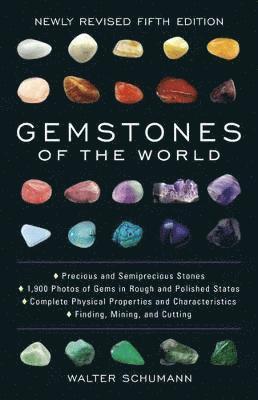 bokomslag Gemstones of the World