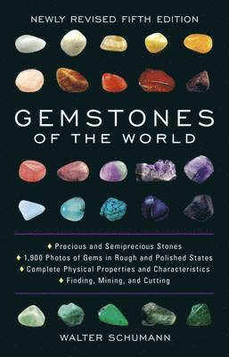 bokomslag Gemstones of the world - newly revised fifth edition