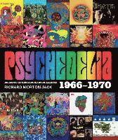 bokomslag Psychedelia: 101 Iconic Underground Rock Albums 1966-1970