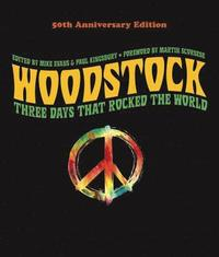 bokomslag Woodstock: 50th Anniversary Edition