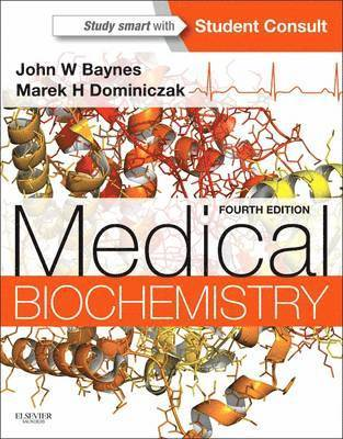 bokomslag Medical Biochemistry: With Student Consult Online Access