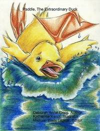 bokomslag Paddle, The Extraordinary Duck