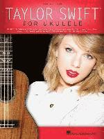 bokomslag Taylor swift for ukulele