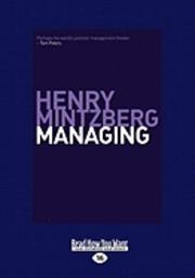bokomslag Managing (Large Print 16pt)