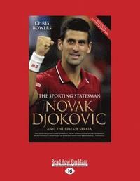 bokomslag Novak Djokovic