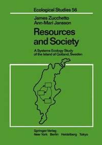 bokomslag Resources and Society