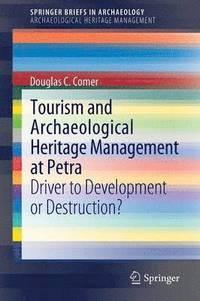 bokomslag Tourism and Archaeological Heritage Management at Petra