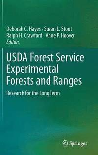 bokomslag USDA Forest Service Experimental Forests and Ranges