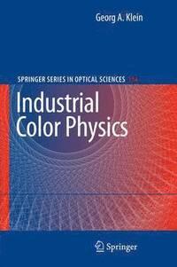 bokomslag Industrial Color Physics