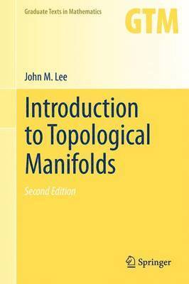 bokomslag Introduction to Topological Manifolds