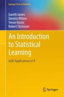 An Introduction to Statistical Learning: with Applications in R 1
