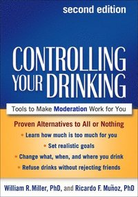 bokomslag Controlling Your Drinking, Second Edition