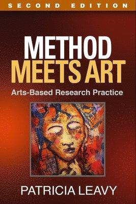bokomslag Method meets art - arts-based research practice