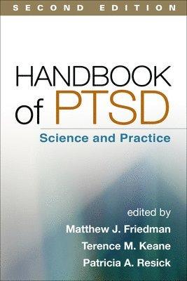 bokomslag Handbook of PTSD