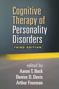bokomslag Cognitive Therapy of Personality Disorders
