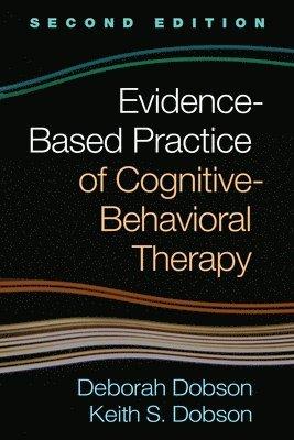 bokomslag Evidence-based practice of cognitive behavioral therapy