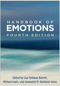bokomslag Handbook of Emotions, Fourth Edition