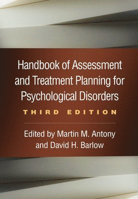 bokomslag Handbook of Assessment and Treatment Planning for Psychological Disorders