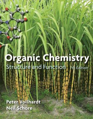 bokomslag Organic chemistry - structure and function