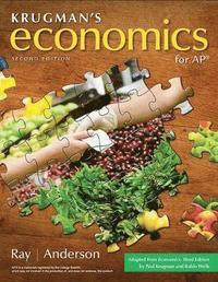 bokomslag Krugman's Economics for AP*