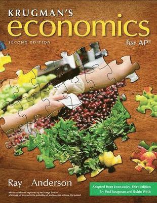bokomslag Krugman's Economics for AP*