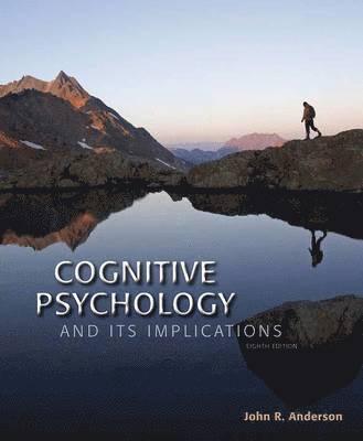 bokomslag Cognitive Psychology and Its Implications