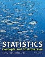 bokomslag Statistics: Concepts and Controversies