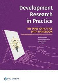 bokomslag Development Research in Practice