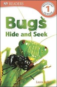 bokomslag Bugs Hide and Seek