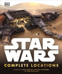 bokomslag Star Wars: Complete Locations
