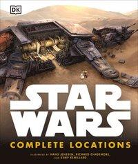bokomslag Star Wars: Complete Locations