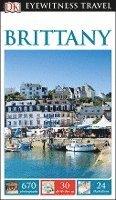 bokomslag DK Eyewitness Travel Guide Brittany