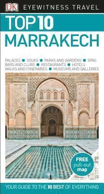 bokomslag DK Eyewitness Top 10 Marrakech