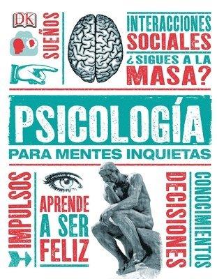 bokomslag Psicologia Para Mentes Inquietas