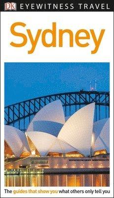 bokomslag DK Eyewitness Sydney