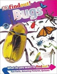 bokomslag DK Findout! Bugs