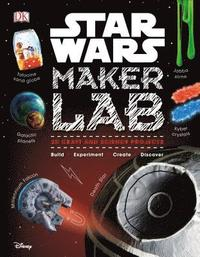 bokomslag Star Wars Maker Lab
