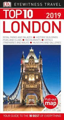 bokomslag Top 10 London