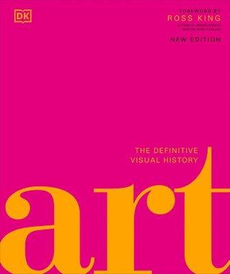 bokomslag Art: The Definitive Visual Guide