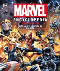 bokomslag Marvel Encyclopedia, New Edition