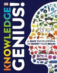 bokomslag DK Knowledge Genius!