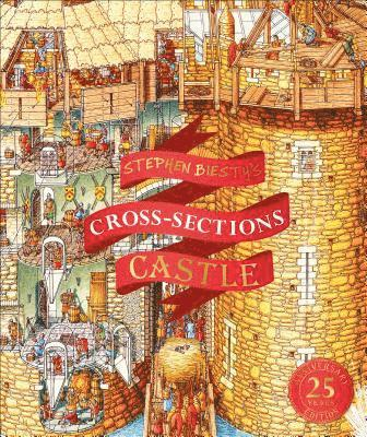 bokomslag Stephen Biesty's Cross-sections Castle
