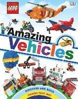 bokomslag Lego Amazing Vehicles (Library Edition)
