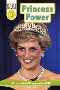 bokomslag Dk Readers Level 3: Princess Power