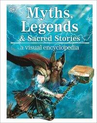 bokomslag Myths, Legends, And Sacred Stories