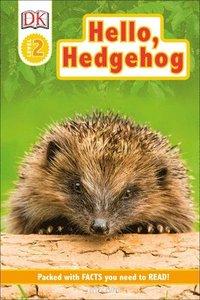 bokomslag DK Readers Level 2: Hello Hedgehog