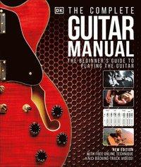 bokomslag The Complete Guitar Manual